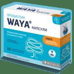 Вая Форте пробиотик капсули x15 (WAYA Forte)